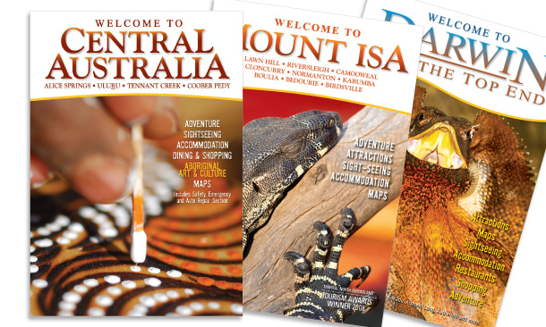 Australian Tourist Publications | Welcome to