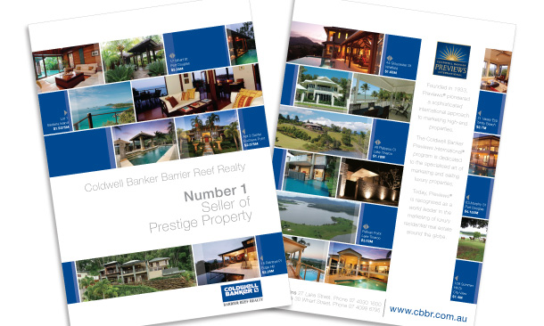 Coldwell Banker Barrier Reef Realty | Promotional Flyer