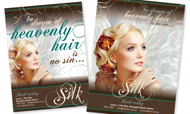 Silk Hair & Beauty | Heavenly Hair Promotion